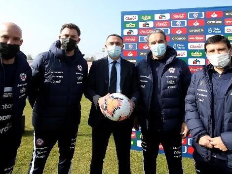 Con Leporati y Caputto: Cagigao presenta staff para su plan en la Roja