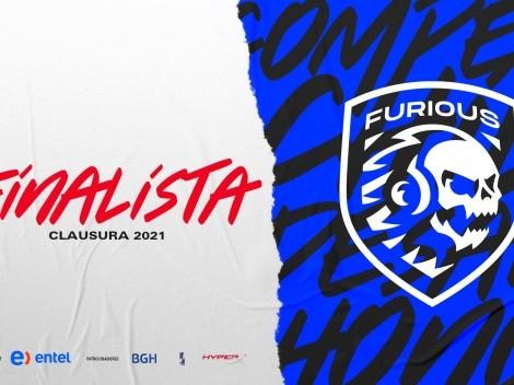 Furious Gaming es el primer finalista de la Liga de Honor