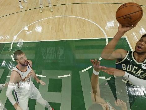 Los Bucks buscan igualar la serie final ante Phoenix Suns: Día y TV