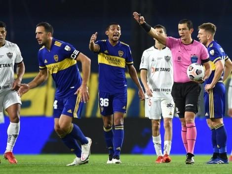 DT de Boca explota por gol anulado y actitud del Mineiro