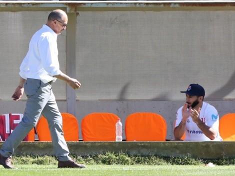 Johnny Herrera elige al entrenador más chanta que lo dirigió