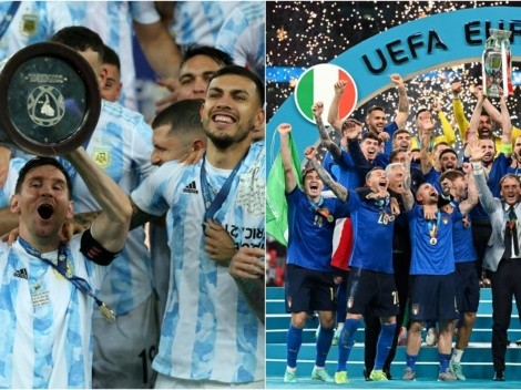 Copa Maradona: FIFA hará jugar un Argentina-Italia en Nápoles
