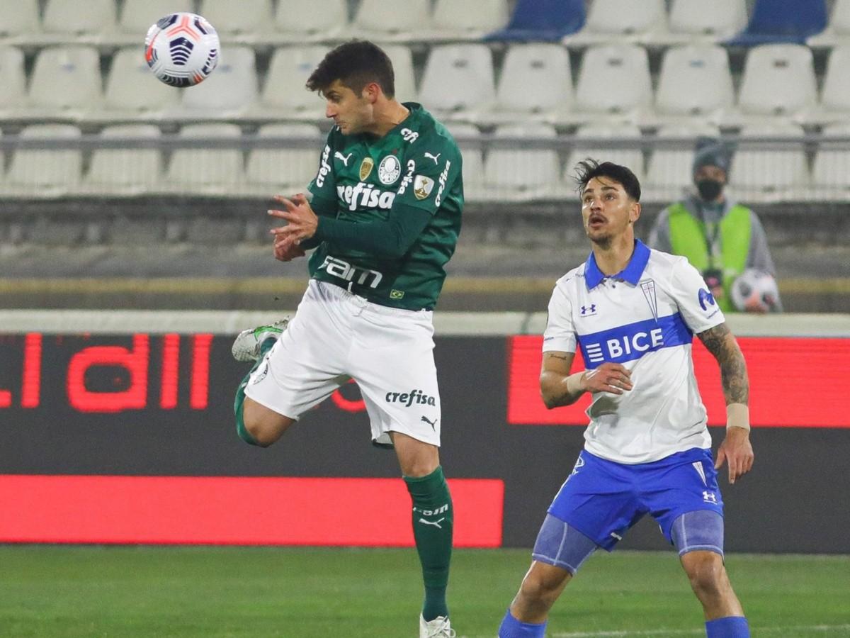 U Católica vs Palmeiras EN VIVO ONLINE GRATIS y en TV los octavos de final de la Copa Libertadores | RedGol
