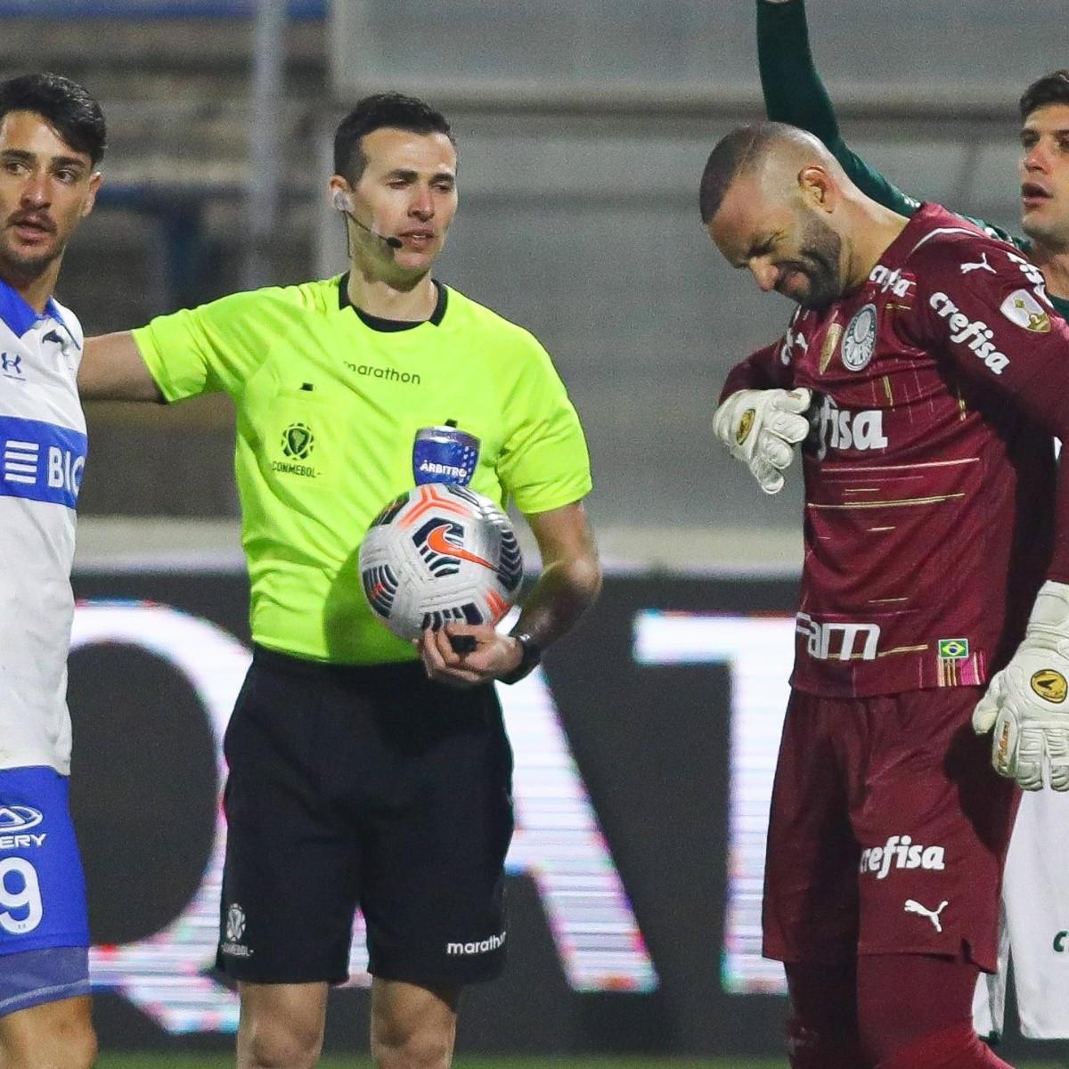 U Católica vs Palmeiras | Copa Libertadores | RESULTADO, RESUMEN, GOLES, VAR, PENAL | RedGol