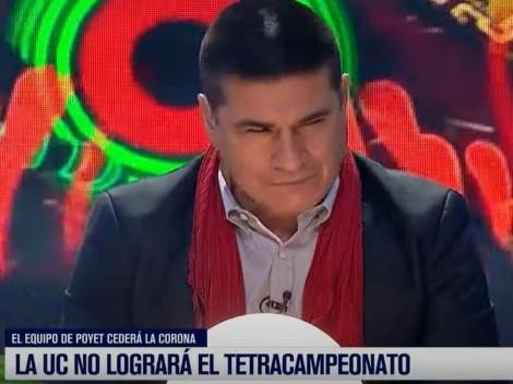 """Toby Vega asegura: """"Colo Colo será campeón varias fechas antes"""""""