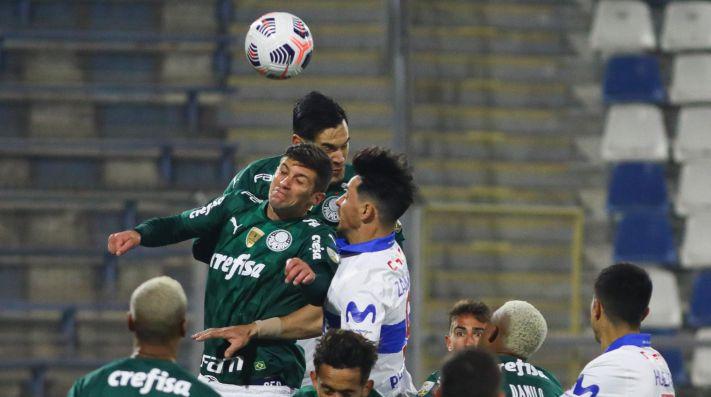 El Verdao se impuso a la UC por la cuenta mínima en San Carlos de Apoquindo.