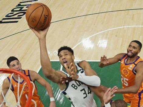 Horario: Los Suns quieren volver a liderar la final de la NBA ante los Bucks