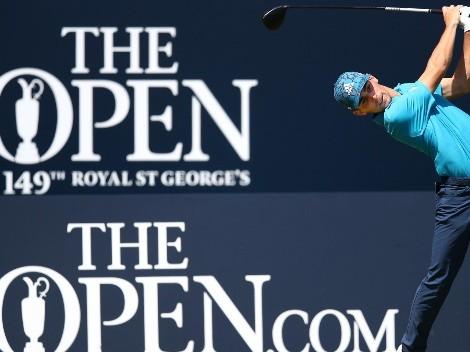 Joaquín Niemann pierde terreno y cae puestos en The Open