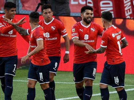 ¿Cuándo y a qué hora juega Independiente vs Argentinos Juniors?