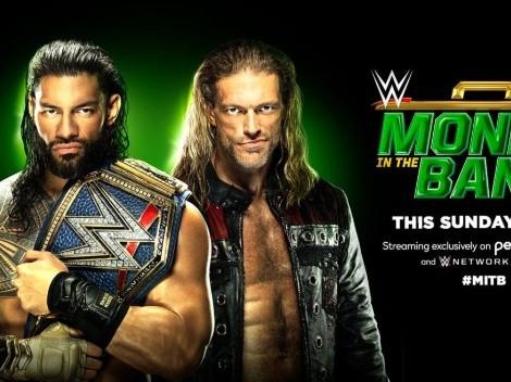 ¿Cuándo y cómo ver en vivo Money In The Bank de la WWE?