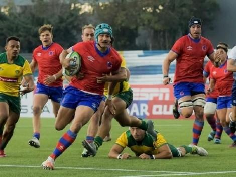 Rugby: ¿Cuándo y a qué hora juega Chile por las clasificatorias al Mundial?