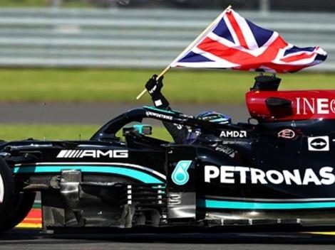 Hamilton gana GP de Gran Bretaña tras choque con Verstappen