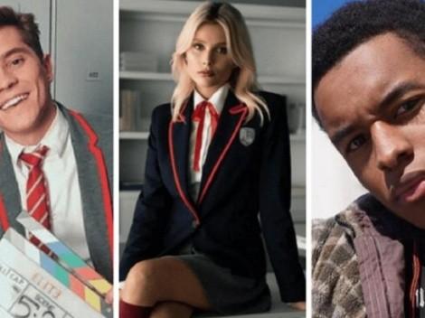 Élite | ¿Quiénes son los nuevos actores de la serie?