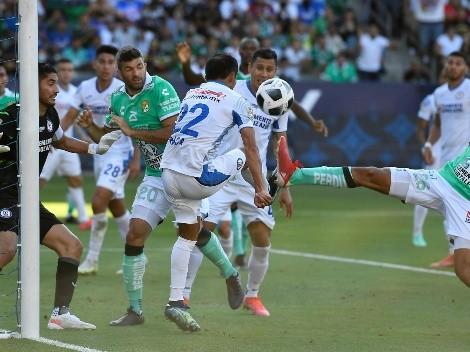 León de Meneses pierde ante Cruz Azul en debut de Holan