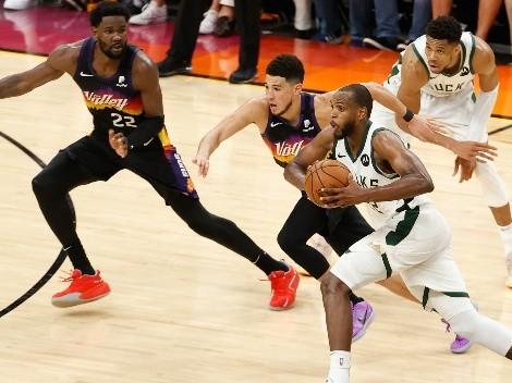 Los Bucks buscarán la corona de la NBA en el 6° juego de la final ante los Suns