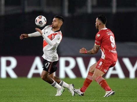 ¿Quién transmite y cuándo juegan Paulo Díaz y River Plate?