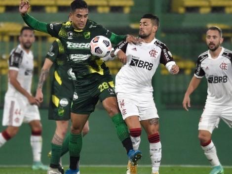 ¿Quién transmite y cuándo juega el Flamengo de Mauricio Isla?