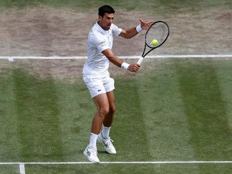 """Djokovic feliz de ir a Tokio: """"Jugar por tu país es un gran honor"""""""