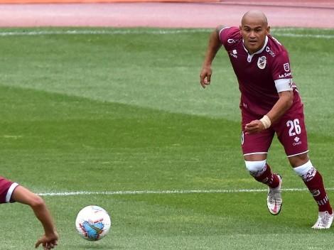 """Suazo: """"Veo que el futbol está más rápido, es motivación con 40 años"""""""