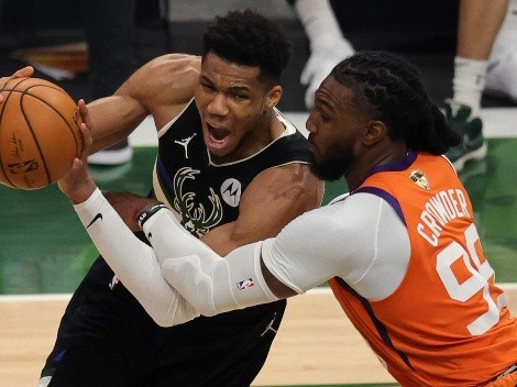 Bucks rompe 50 años de sequía y es campeón de la NBA