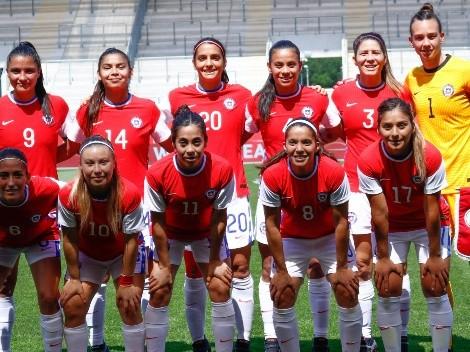 Formación histórica confirmada: Chile femenino debuta en JJ.OO.
