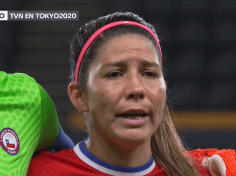 El llanto de Carla Guerrero con el himno en Tokio 2020