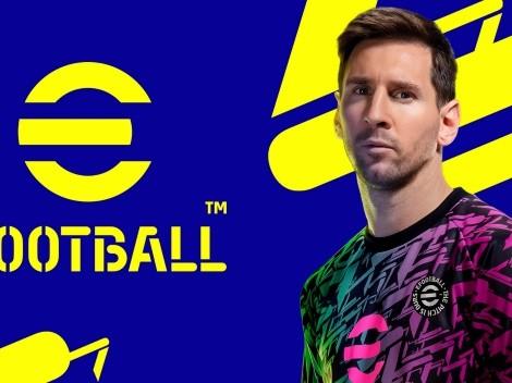 """Una """"nueva era"""": Se acaba PES y llega eFootball"""