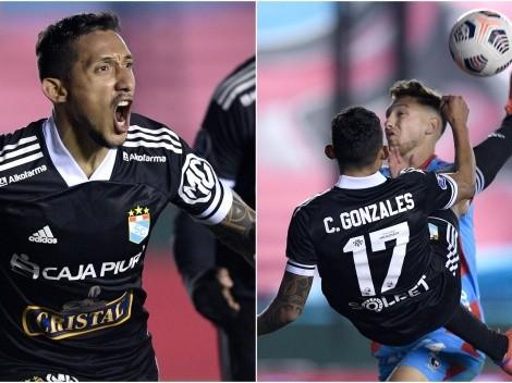 Canchita clasifica a Sporting Cristal con una chilena