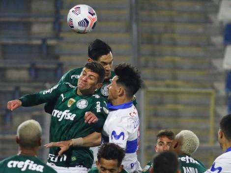 DT de Palmeiras se pica con la prensa tras eliminar a la UC