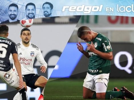 La eliminación de la UC, Blandi, Colo Colo y más en RedGol en La Clave
