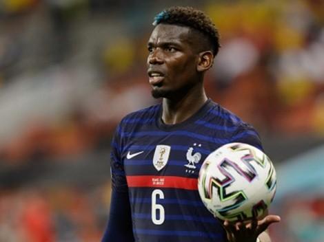 PSG negocia por Pogba: Manchester United pide 50 M€