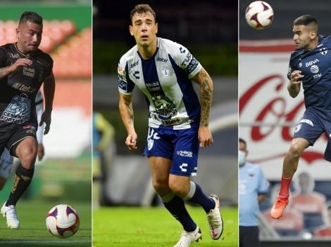 Liga MX: Los 15 chilenos que dicen presente en México