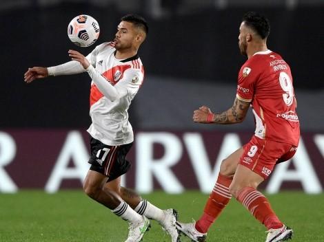 Paulo Díaz es tentado por Monchi y lo quiere llevar al Sevilla