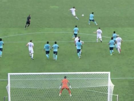 ¿El mejor gol de los JJOO? Feroz volea de jugador de Nueva Zelanda