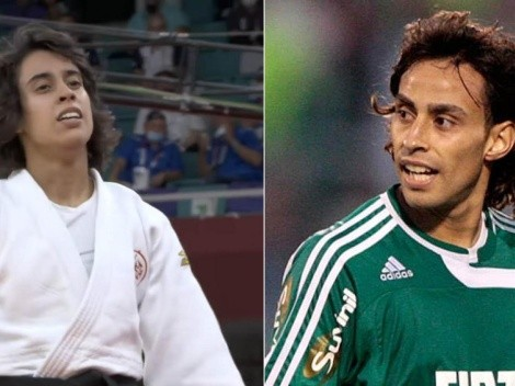 Impacto por judoca igualita al Mago Valdivia en Tokio 2020