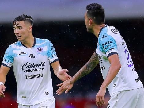 Nico Díaz marca un golazo en triunfo de Mazatlán ante Cruz Azul