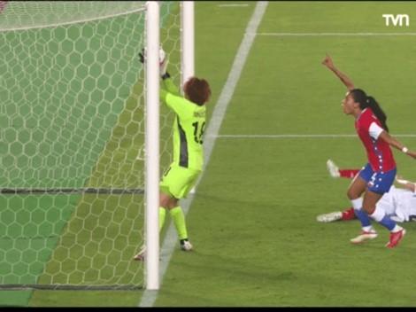 Gol no cobrado a Chile desata polémica en Tokio 2020