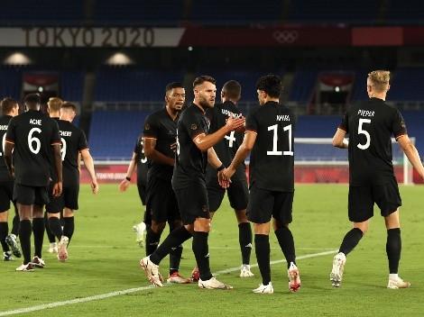 ¿Cuándo y a qué hora juega Alemania vs Costa de Marfil en Tokio 2020?