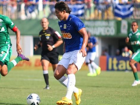 El patético momento de Cruzeiro que festeja Colo Colo por Martins