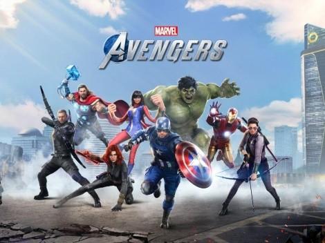 ¿Dónde descargar gratis Marvel's Avengers?
