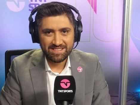 El Grillo espera gritar goles de Larrivey y Zampedri en TNT Sports