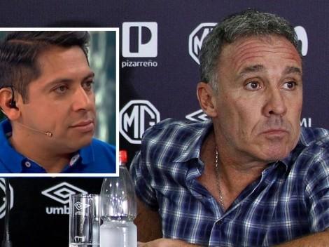 """Rodrigo Herrera: """"El período de Marcelo Espina fue fatal"""""""