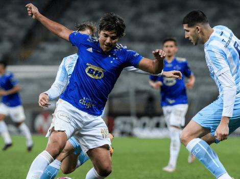 ¿Llega encendido a Colo Colo? Marcelo Martins anota en Brasil
