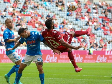 Con doblete de Osimhen: Napoli aplasta al Bayern Múnich