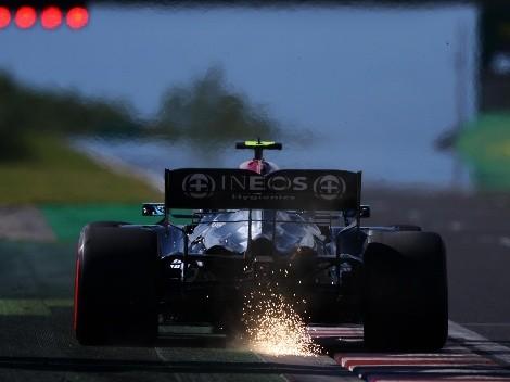 Con Hamilton en la pole arranca el Gran Premio de Hungría en la Formula 1
