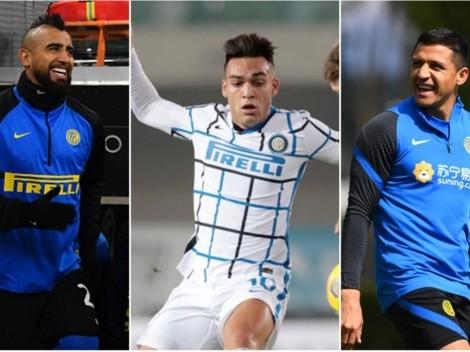 Lautaro pide mismo sueldo que Alexis y Vidal y complica al Inter