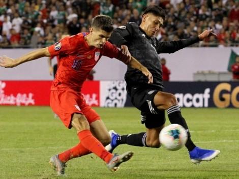 México enfrenta a USA en la final de la Copa de Oro 2021