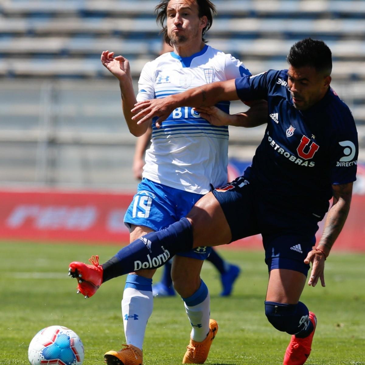 U de Chile vs U Católica: Formación: Gonzalo Espinoza es la gran novedad para el clásico universitario en la U | RedGol