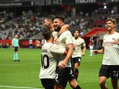 Valencia y Milan se enfrentan en el cierre de sus pretemporadas