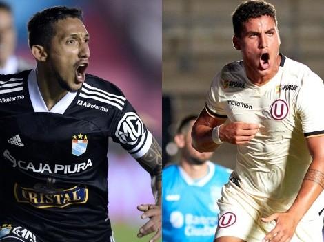 Jornada de Clásico en Perú: Sporting Cristal recibe a Universitario: Hora y TV